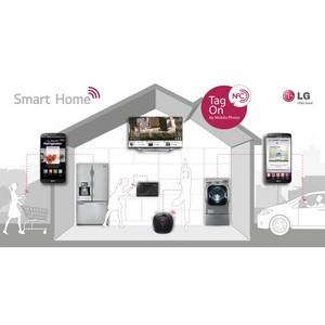 LG продемонстрирует концепцию «умного» дома на выставке IFA 2013
