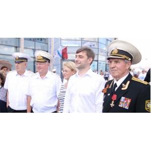 Кинокомпания «Союз Маринс Групп» на празднике День Военно-морского флота