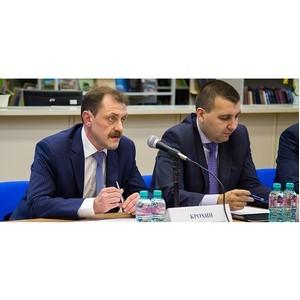 Состоялось заседание Комиссии по молодежной политике СоюзМаш России