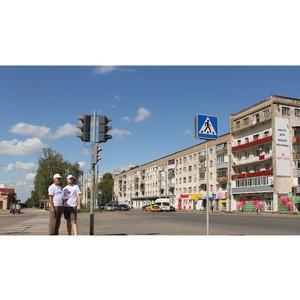 Активисты ОНФ проверили один из самых опасных перекрестков Костромы