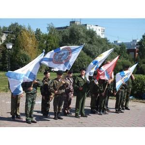 День государственного флага Российской Федерации отметили в Нижнем Новгороде
