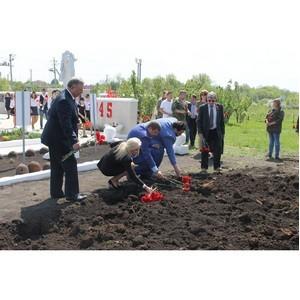 Воронежские активисты ОНФ приняли участие в поиске и перезахоронении красноармейцев