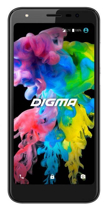 Очевидное преимущество: представлен смартфон Digma Trix 4G