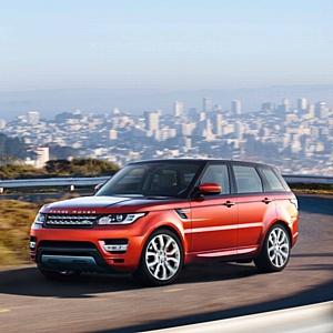 В путешествие на новом Range Rover Sport!
