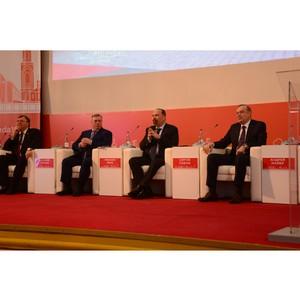 Министр строительства и ЖКХ РФ Михаил Мень открыл форум на базе ЮРИУ РАНХиГС