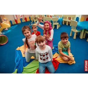Детский клуб «Ура»: начинаем февраль с увлекательных игр в ТРЦ «Аура»