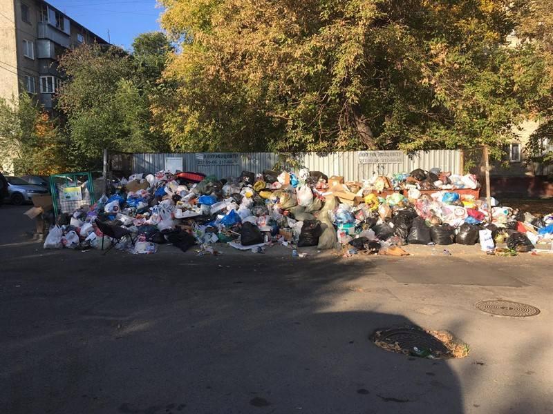 По данным проекта ОНФ «Генеральная уборка», Челябинск - самый грязным городом-миллионник в стране