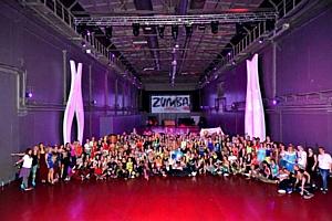 Жарче, чем в Бразилии: осенний ZUMBA® карнавал прошел в Москве