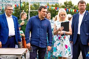 III Городской фестиваль «Город кузнецов» в Новокузнецке
