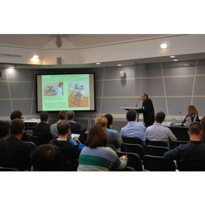 "Доклад ИТП ""Промбиофит"" на конференции на Агропродмаш-2016"