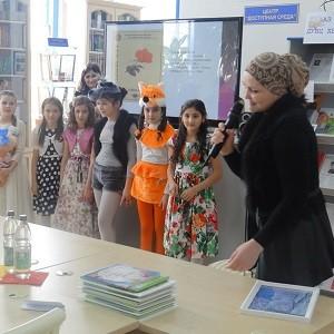 При поддержке БФ «Сафмар» М. Гуцериева вышла новая детская книга писательницы Эсет Газдиевой