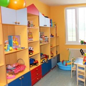 БФ «Детский мир» открыл новую игровую комнату в Смоленске
