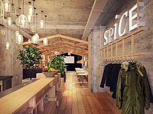 Новый ресторан в центре Петербурга от RedLine