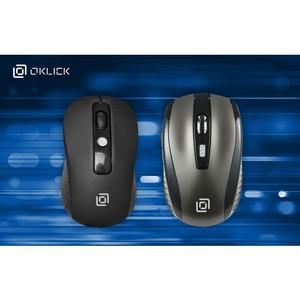 Удобство и легкость в работе: новые беспроводные мыши Oklick 645MW и Oklick 635MB