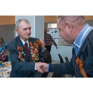 «Ульяновскцемент» принял участие в праздновании Дня Победы