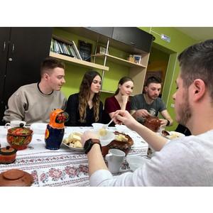 Команда «Молодежки ОНФ» в Карелии провела кулинарный мастер-класс в рамках проекта «Связь поколений»