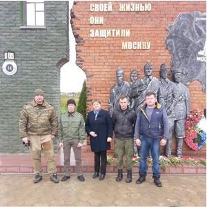 Сотрудники ПФР №7 нашли своего родного деда, пропавшего в годы Великой Отечественной войны
