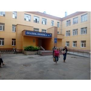 Ивановские активисты ОНФ проводят мониторинг качества работы поликлиник региона