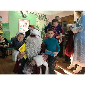 При участии ОНФ в Новорайчихинском центре адаптации детей-сирот прошел «День добра»