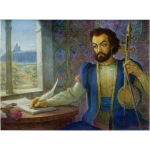 Литературно-музыкальный вечер «Саят-Нова – певец любви»