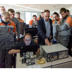 Сотрудники «Евроцемент груп» изучили современные системы газового анализа