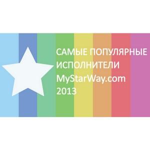 Итоги работы мультипортала для талантов MyStarWay за 2013 год