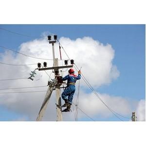 –¤занские энергетики восстанавливают нарушени¤  электроснабжени¤ потребителей региона
