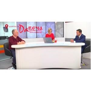 Представитель ОНФ принял участие в обсуждении новой системы обращения с отходами на «Девятке ТВ»
