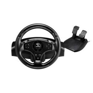 Thrustmaster - первая официальная рулевая система для Playstation 4 - T80 - Driverclub Edition