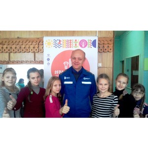 #ВместеЯрче: специалисты Владимирэнерго продолжают обучать школьников энергосбережению