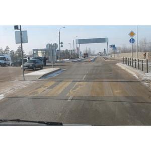 Активисты ОНФ в Волгоградской области оценили результаты реконструкции шоссе Авиаторов