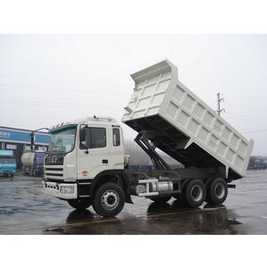 JAC Motors Rus начинает продажи тяжелых грузовиков JAC в России