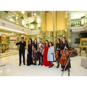 Презентация армянского этно-классического музыкального проекта «Melitena»