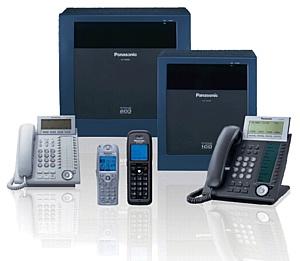 Инсотел предлагает офисные АТС Panasonic с установкой и настройкой