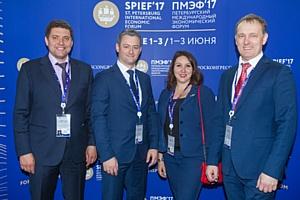 —осто¤лс¤ визит официальной делегации расно¤рского кра¤ в —анкт-ѕетербург
