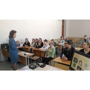 В УрФУ прошла научно-практическая конференция для школьников