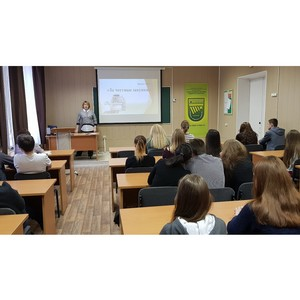 Активисты ОНФ провели презентации проектов Народного фронта для молодежи Петрозаводска