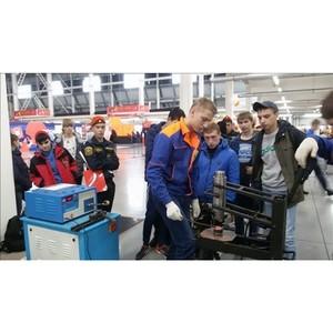Студенты Екатеринбургского промышленно-технического техникума  принимали участие в Чемпионате