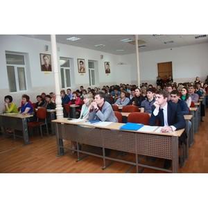 12 апреля 2016 года проведена конференция на базе СтГАУ с участием представителей Филиала