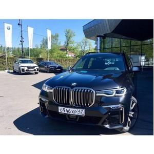 «Балтийский лизинг» стал партнером презентации флагманских моделей BMW