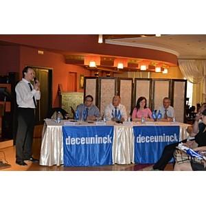 В Иваново прошла открытая конференция компании Deceuninck («Декёнинк»)