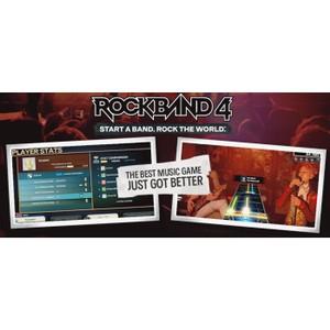 Игра Rock Band 4 обновилась в преддверии праздников