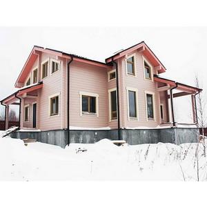 Строительство больших домов из профилированного бруса