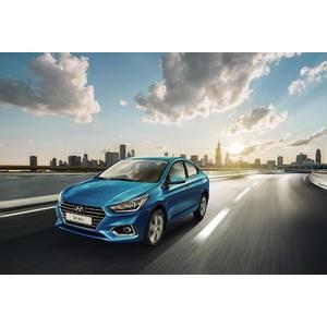 Hyundai Solaris стал самым популярным автомобилем для покупки КАСКО