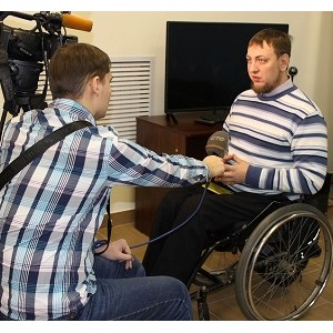 """""""ел¤бинские активисты ќЌ' предлагают включить инвалидов в экспертную группу при '——"""