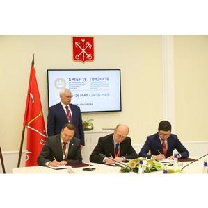Сбербанк, Санкт-Петербург и «Сберэнергодевелопмент» заключили соглашение о намерениях