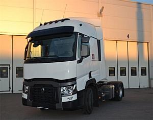 Первые в России отгрузки грузовиков года-2015
