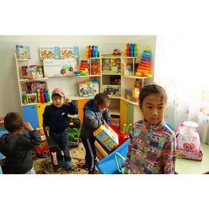 «Детский мир» открыл детские игровые комнаты в медицинских учреждениях республики Алтай