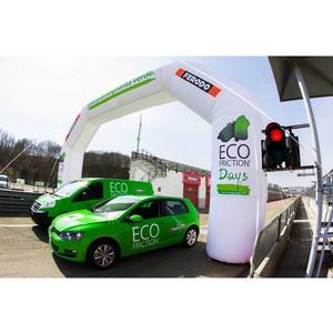 Тормозные колодки Ferodo® Eco-Friction® обеспечивают лучшую в своем классе эффективность торможения