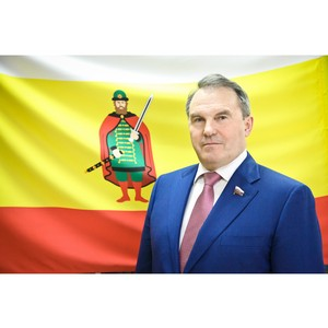 Игорь Морозов вернулся в Совет Федерации.